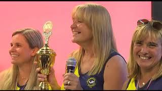 Las Mamis Hockey de El Quilla se consagraron campeonas nacionales - ATP 17 10 18