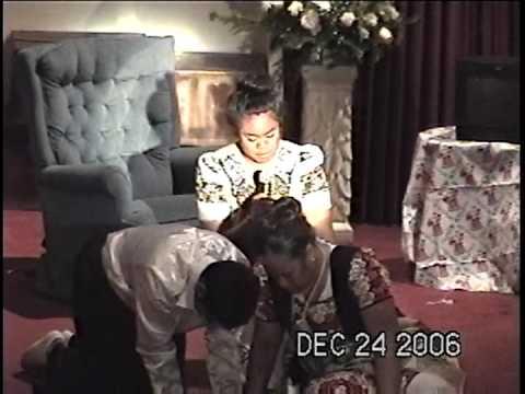 LB1 Autalavou Christmas program 2006 - Time Machine - O le uiga moni ea lea o le kerisimasi