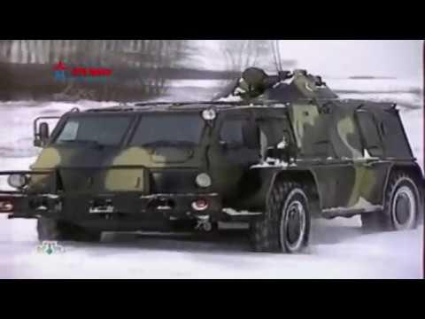 военный суперкар GAZ 3937 Водник