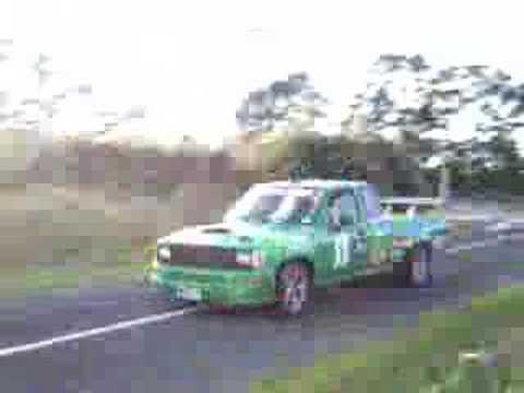Stuart Rose - Toyota Hilux - Stage 1