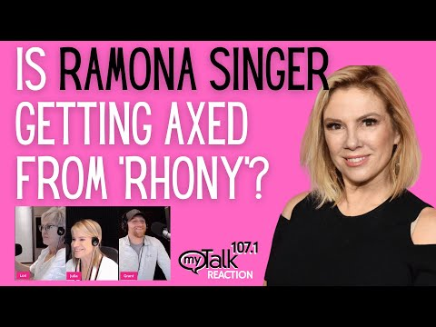 Is Ramona Getting Axed from RHONY?