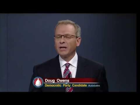 Utah 4rd Congressional District Debate 2014