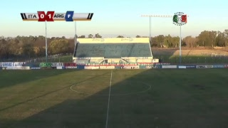 Sportivo Italiano vs Argentino de Merlo full match