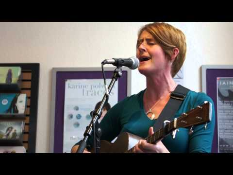 Karine Polwart - Whole of the moon - Coda, Edinburgh, 16 August 2015