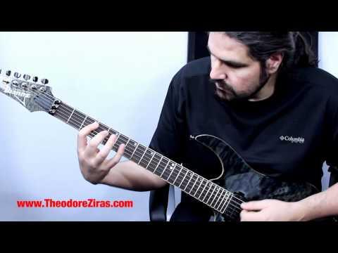 Ibanez Premium RG870 + Axe FX 2 (Satriani Style | Peavey)