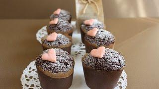 チョコカップケーキ cook kafemaruさんのレシピ書き起こし
