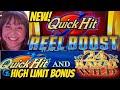 NEW! QUICK HIT REEL BOOST & HIGH LIMIT 24 KARAT - YouTube