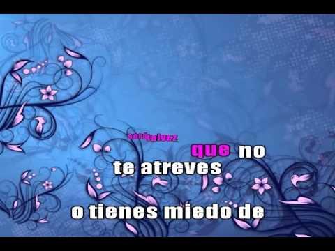 Los Yaki - Teresa - Karaoke