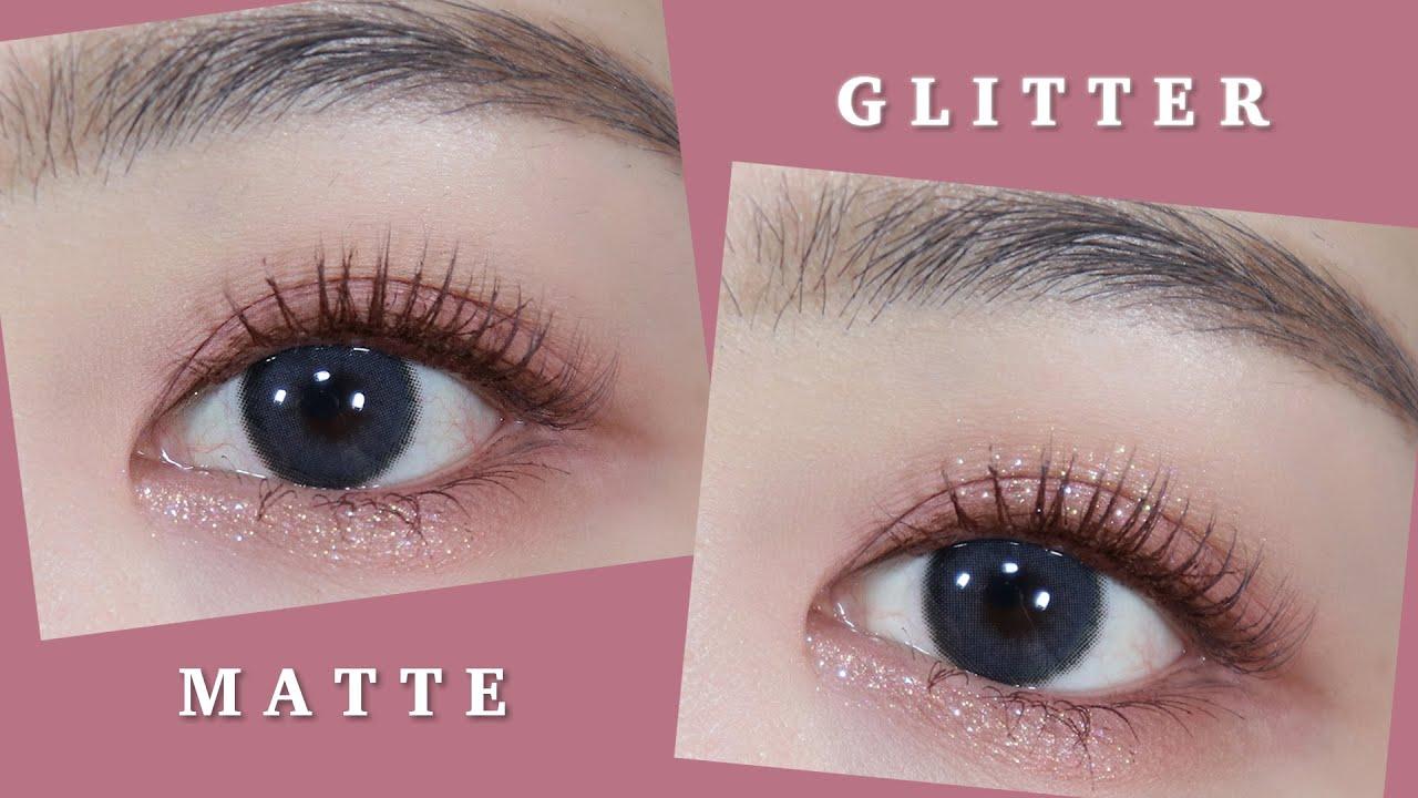 (eng) 자막마저 시끄러운 TMT의 최애 핑크 메이크업 / Favorite Pink  Makeup (feat. 매트 vs 글리터 / Matte vs Glitter)