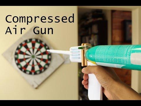 How to Make a Powerful 80psi Airsoft Gun