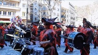 🐉  Carnaval Sion 2017 - Guggen - Music