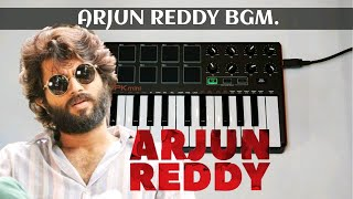 Arjun Reddy Mass BGM   Cover by Daniel Victor
