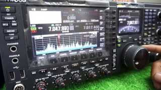 TS-990S受信音紹介 ~KENWOOD(ケンウッド)最高級機の実力~ http://ww...