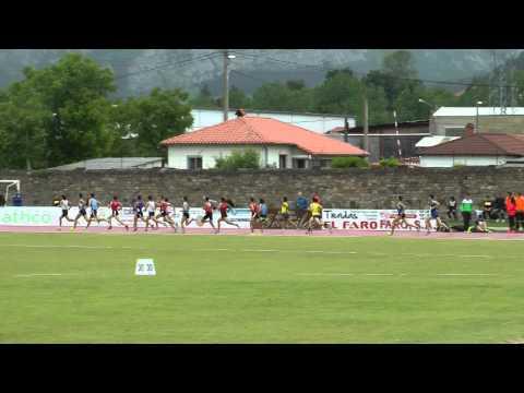 24-05-2014 Gran Premio Los Corrales de Buelna 1500 m Masc. S1