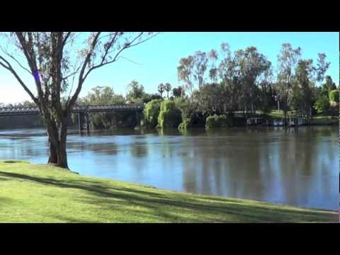 Corowa - New South Wales [A Brief Visual Tour Around Town] - wahgunyah