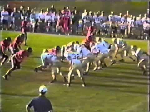 The 1994 Newton South football highlight tape