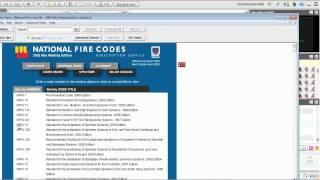 دورة مجمعة في تنفيذ مشاريع أعمال مكافحة الحريق -محاضرة رقم 04