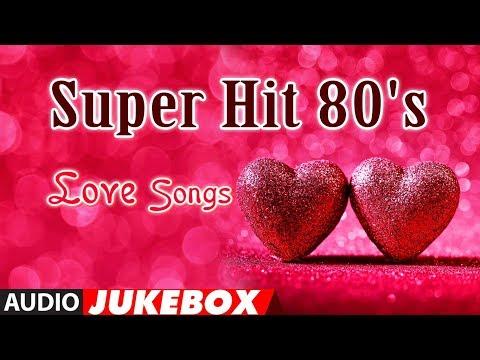 Super Hit 80's Love Songs Lata Mangeshkar, Kishore Kumar   Evergreen Romantic Songs