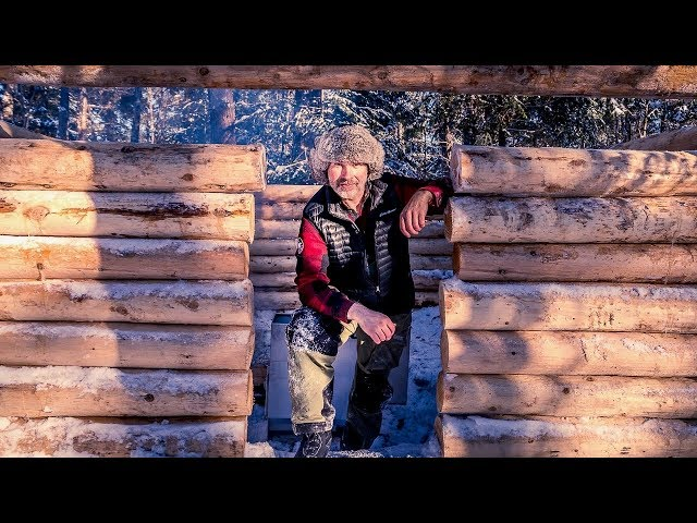 Log Finnish Sauna | Pemmican Recipe | Cabin Life | Canadian Wilderness