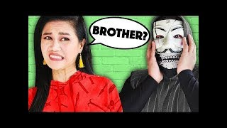 SPY NINJA NEWS - Is Regina PZ9'S BROTHER in Real Life?! **Must Watch**