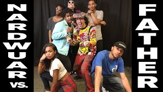 Nardwuar vs. Father / Awful Records