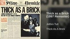 JETHRO TULL - THICK AS A BRICK  (Pt.1&2) - FULL ALBUM [HD]