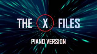 The X-Files (Piano Version)