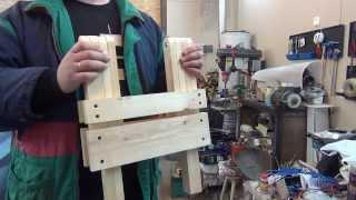 Раскладной стул своими руками. Homemade folding chair(Мой сайт #самоделкин : http://samodelkin.hl.ua/ Мой канал о покупках в Китае #KitaiChina : https://goo.gl/jzUM9l Партнерская программа:..., 2013-12-30T09:36:09.000Z)