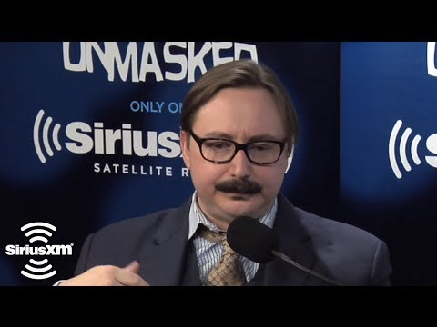 John Hodgman on Stephen Colbert's Comic Genius // SiriusXM // Raw Dog DEC 2012