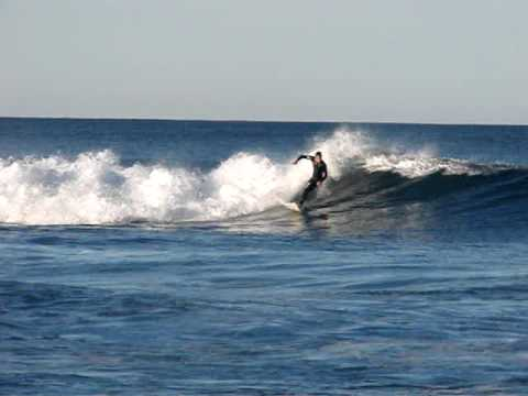 surfing at wollongong north beach australia 1 youtube. Black Bedroom Furniture Sets. Home Design Ideas