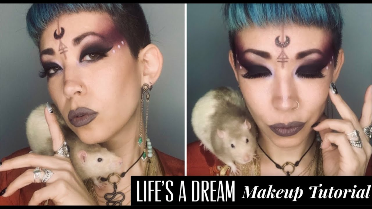 """Life's a Dream"" Makeup Tutorial"