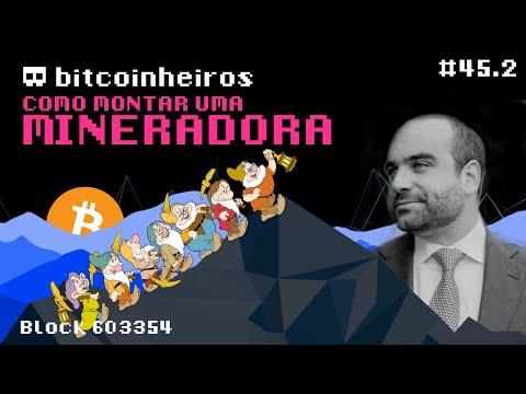 Como Montar Uma Mineradora De Bitcoins - Bastidores De Uma Mineradora (2/4)