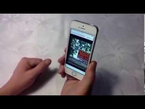 Как сделать скриншот в iPhone/iPod/iPad?