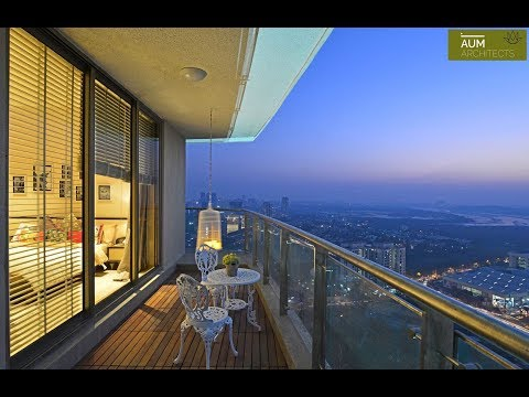 Luxurious Penthouse Design in Mumbai