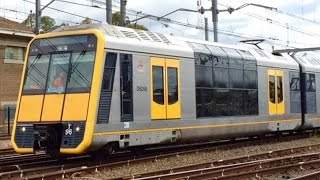 Sydney Trains Vlogs Special: Tangara With M Set Doors