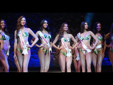 Miss Universe Canada 2019 Top 10 Finalists In Swimsuit