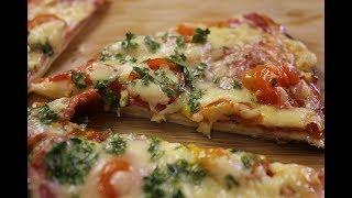 Пицца/БЫСТРЫЙ РЕЦЕПТ/ Вкусный рецепт