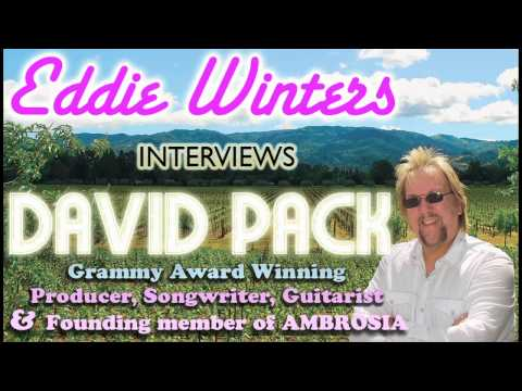 David Pack In-depth Interview - 2014 - Napa Crossroads and Beyond