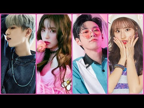 Top 100 KPop Songs of 2018 1st Half