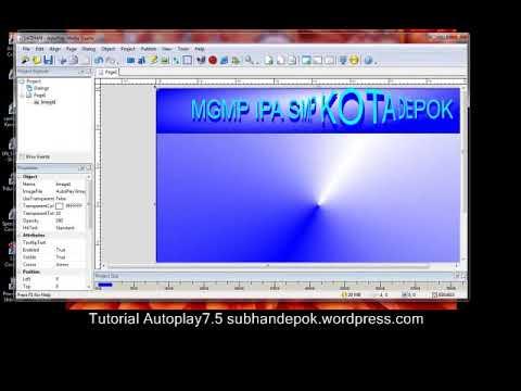 tutorial autoplay 7 5