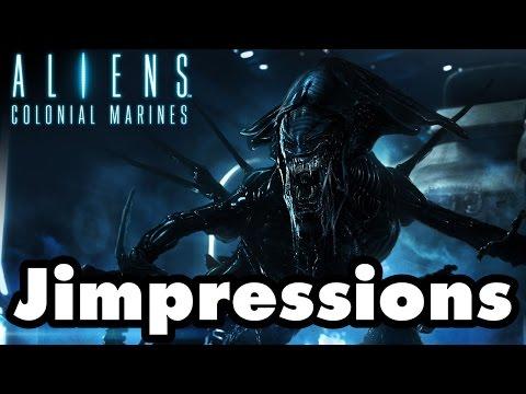 ALIENS: COLONIAL MARINES (TemplarGFX Overhaul) - Happy Alien Day