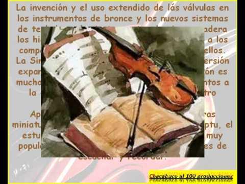 Historia de la música clasica