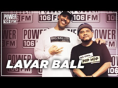 Lavar Ball Talks Lebron James in LA and Compares Lonzo to Tupac