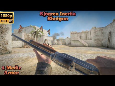 Sjogren Inertia ✔ 525 Damage Shotgun - World War Heroes