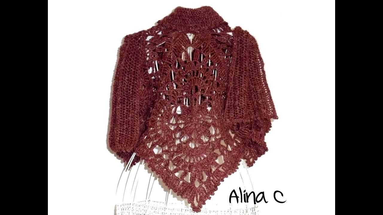 Lillas tutorials: la piastrella gigante crochet 1 di 3 the large