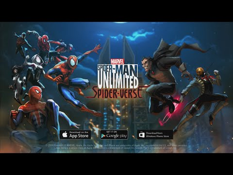 Spider-Man Unlimited - Spiderverse Gameplay Livestream - iOS / Android