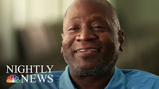Singing Janitor Makes Hospital Patients Smile | NBC Nightly News
