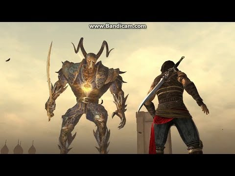 Detailed walkthrough Prince of Persia The Forgotten Sands Level 18