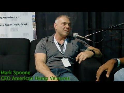 IJWK  Episode 3 CBD io with Mark Spoone of American Hemp Ventures