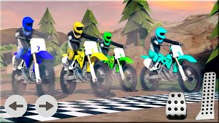 Trial Extreme Dirt Bike Racing Motocross Madness Gameplay Android - Sport Bikes Games